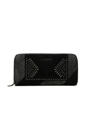 Monedero Dark Phoenix Zip Aro