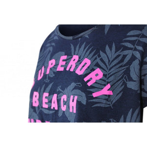 Camiseta beach surf Superdry