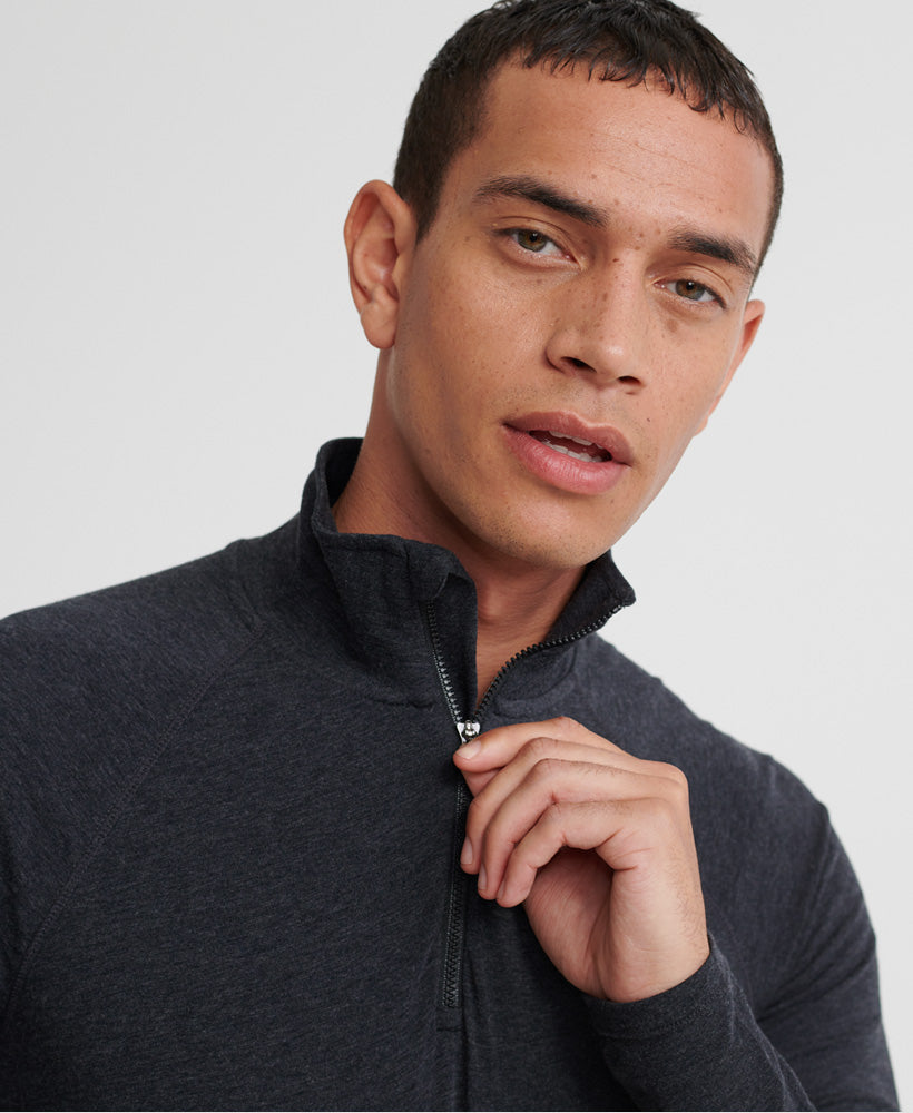 Merino Baselayer Half Zip