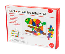 Load image into Gallery viewer, Rainbow Pebbles® Activity Set