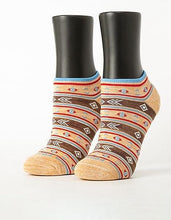 Load image into Gallery viewer, Bohemia MICRO MOLECULAR Sport Socks- Women - Size M - Brown