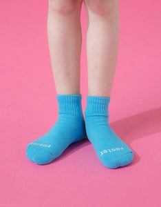 Simple LIGHT Compression Socks - Blue - M (16-19cm)