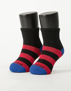 Bee Air Move Sport Socks - Blue/red - L 19-22cm