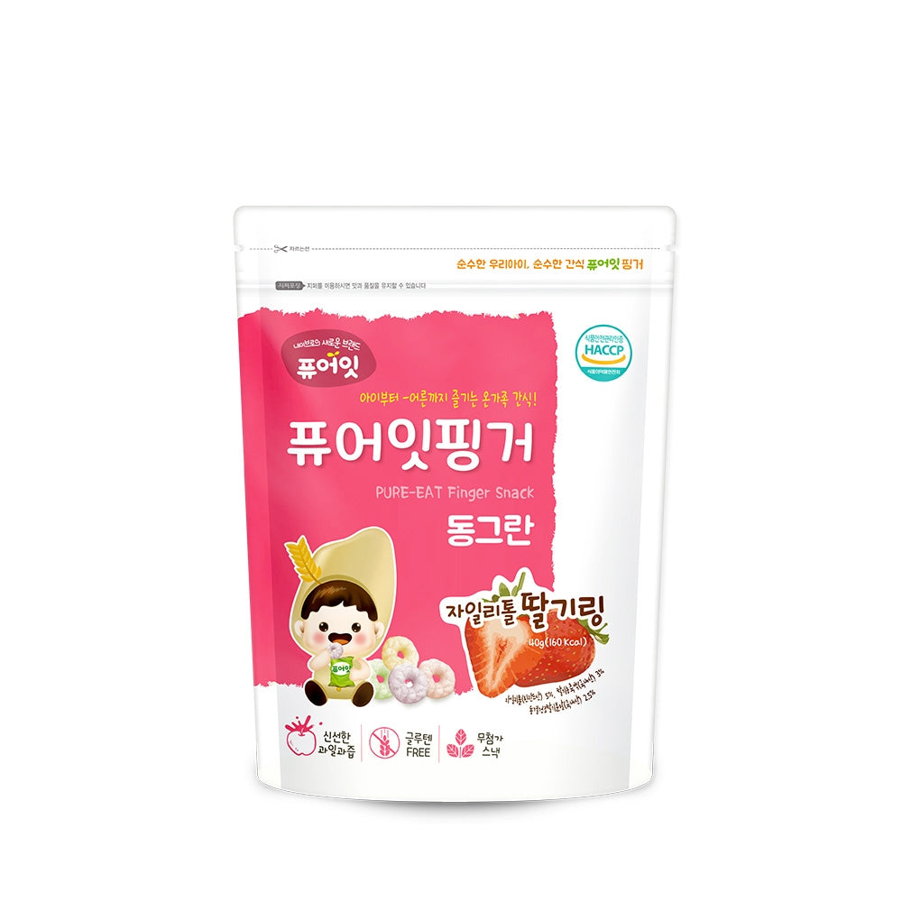 [NAEBRO] PURE-EAT FINGER BROWN RICE RING