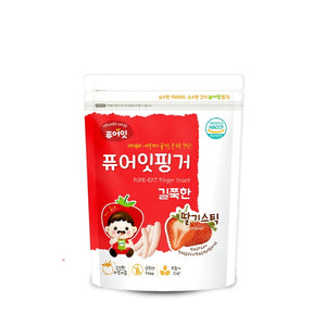 [NAEBRO] PURE-EAT FINGER BROWN RICE STICK