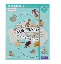 Load image into Gallery viewer, Little Tourist Kit - Australia