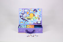 Load image into Gallery viewer, Magnetic Puzzle Play Kit - My Museum
