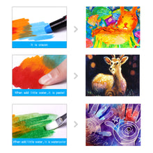 Load image into Gallery viewer, SILKY WASHABLE CRAYON -BABY ROO -12 COLORS
