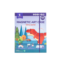 Load image into Gallery viewer, Magnetic Art Case - Dino World
