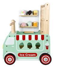 Load image into Gallery viewer, Walk and Ride Ice Cream Truck Sorter