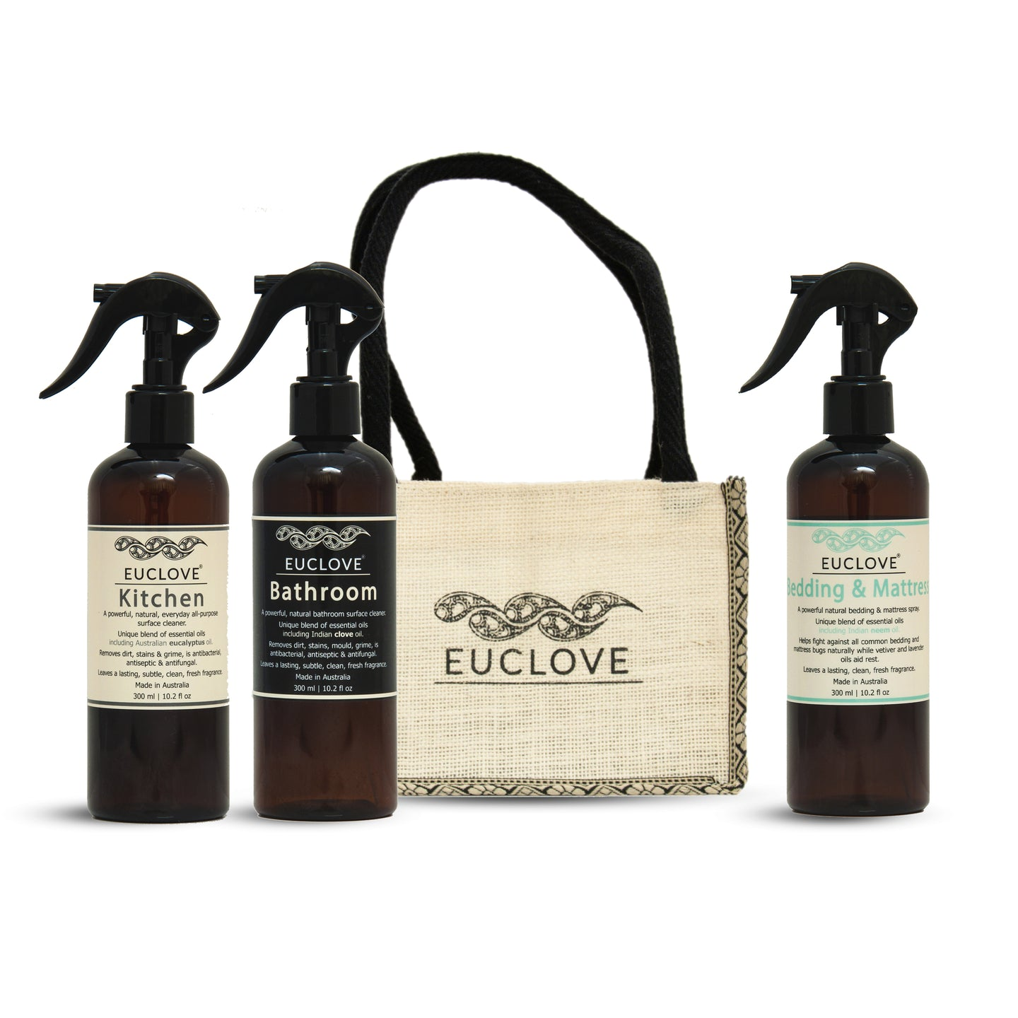 EUCLOVE BEST SELLER GIFT PACK