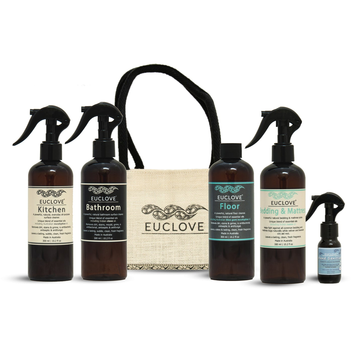 EUCLOVE EVERYDAY CLEANING PACK