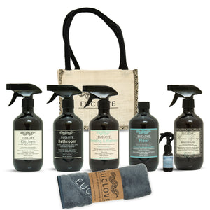 EUCLOVE ULTIMATE CLEANING PACK