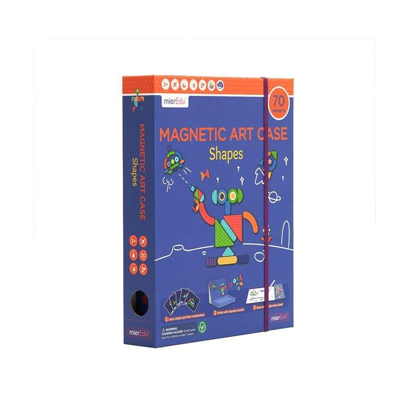 Magnetic Art Case - Shapes