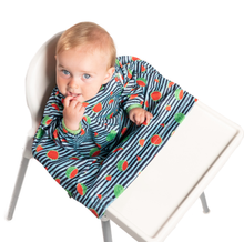 Load image into Gallery viewer, Baby Weaning Coverall Bib