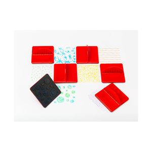 Paint Effects Stampers set of 6