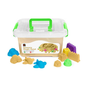 Sensory Magic Sand with Moulds  2 KG