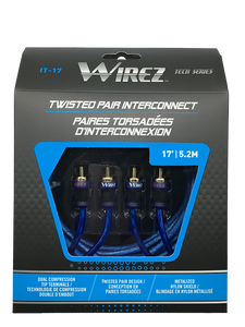 WIREZ 2 Channel Interconnect - 17ft