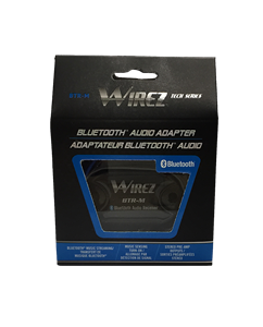 WIREZ Bluetooth Receiver