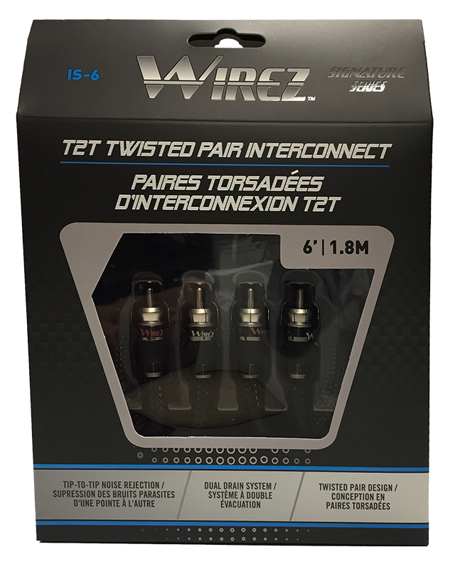 WIREZ 2 Channel Interconnect - 6ft