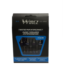 WIREZ 2 Channel Interconnect - 3ft