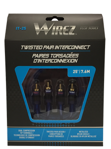 WIREZ 2 Channel Interconnect - 25ft