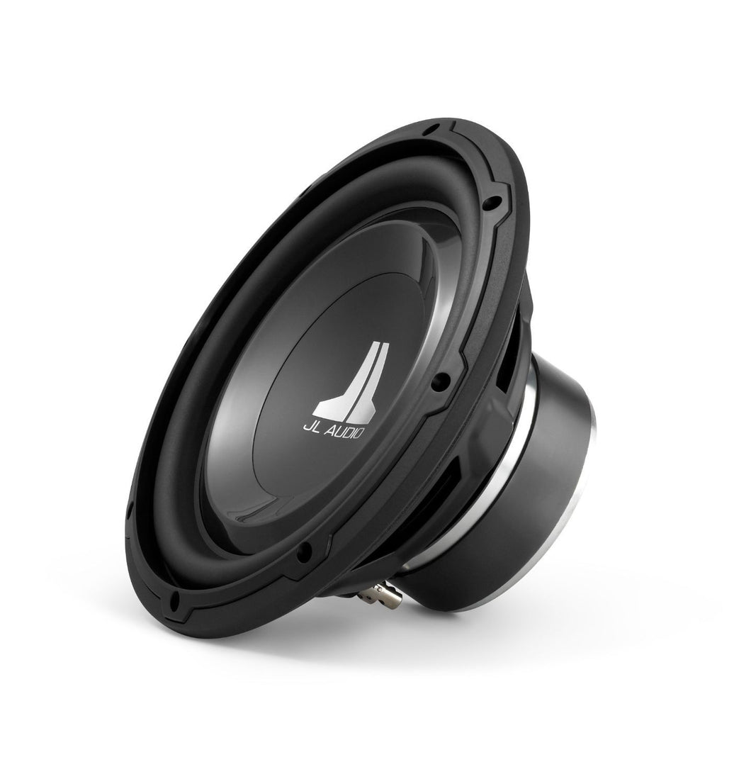 JL Audio 10W1v3-2 10-inch (250 mm) Subwoofer Driver, 2 Ohms