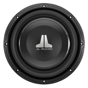 JL Audio 10W1v3-4 10-inch (250 mm) Subwoofer Driver, 4 Ohms
