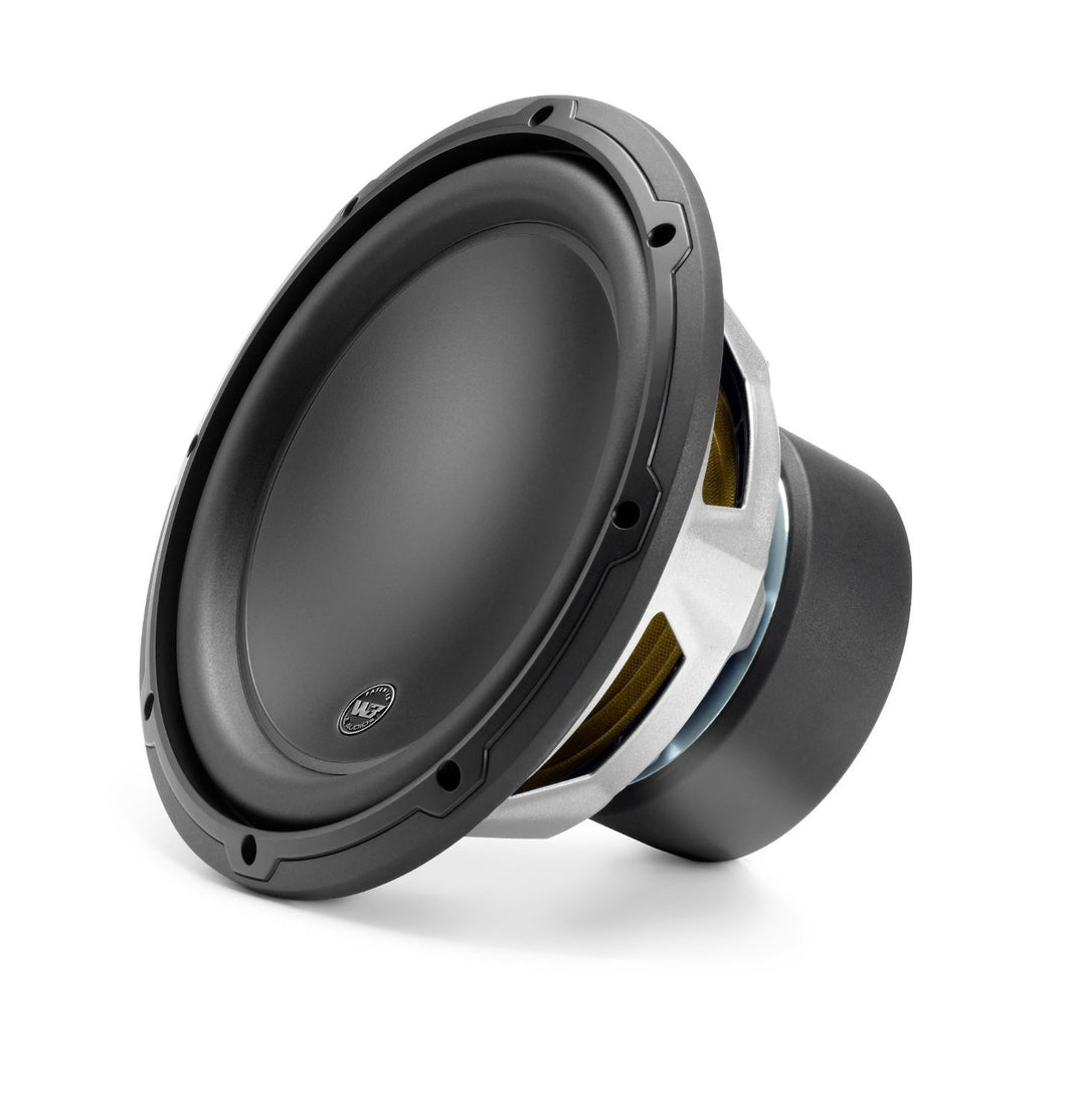 JL Audio 10W3v3-4 10-inch (250 mm) Subwoofer Driver, 4 Ohms