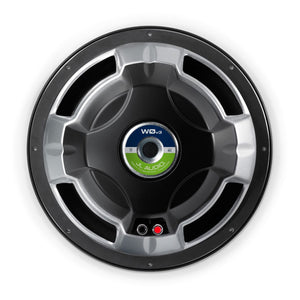 JL Audio 12W0v3-4 12-inch (300 mm) Subwoofer Driver, 4 Ohms