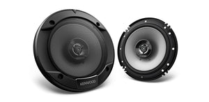 "KENWOOD KFC1666S 6.5"" SPORTS SERIES 2-WAY SPEAKERS"