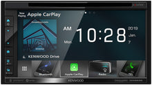 "Load image into Gallery viewer, KENWOOD eXcelon DDX6906S 6.8"" WVGA/1  R USB/WIRED A-AUTO & CARPLAY/5V PRE OUT/HQ AUDIO/3 WAY X-OVER/2 CAM"