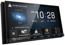 "Load image into Gallery viewer, KENWOOD eXcelon DMX957XR 6.8"" HD DISPLAY/CAP TCH/WIRELESS A-AUTO & CARPLAY/WIRED IPHONE & ANDROID MIRRORING/4 CAM"