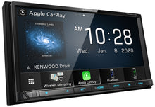 "Load image into Gallery viewer, KENWOOD DMX9707S 7"" WVGA/WIRELESS A-AUTO & CARPLAY/WIRED IPHONE & ANDROID MIRRORING/4 CAM"
