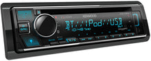 Load image into Gallery viewer, KENWOOD eXcelon KDCX304 ALEXA APP/F USB + AUX/BT 4.2/VARI LED/1.5 LINE/3 5V PRE OUT/REM. APP/SIRIUSXM/SPOTIFY