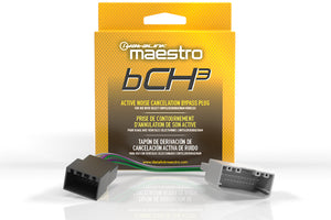 Maestro bCH3 ANC MODULE BYPASS HARNESS FOR SELECT CH3 VEHICLES