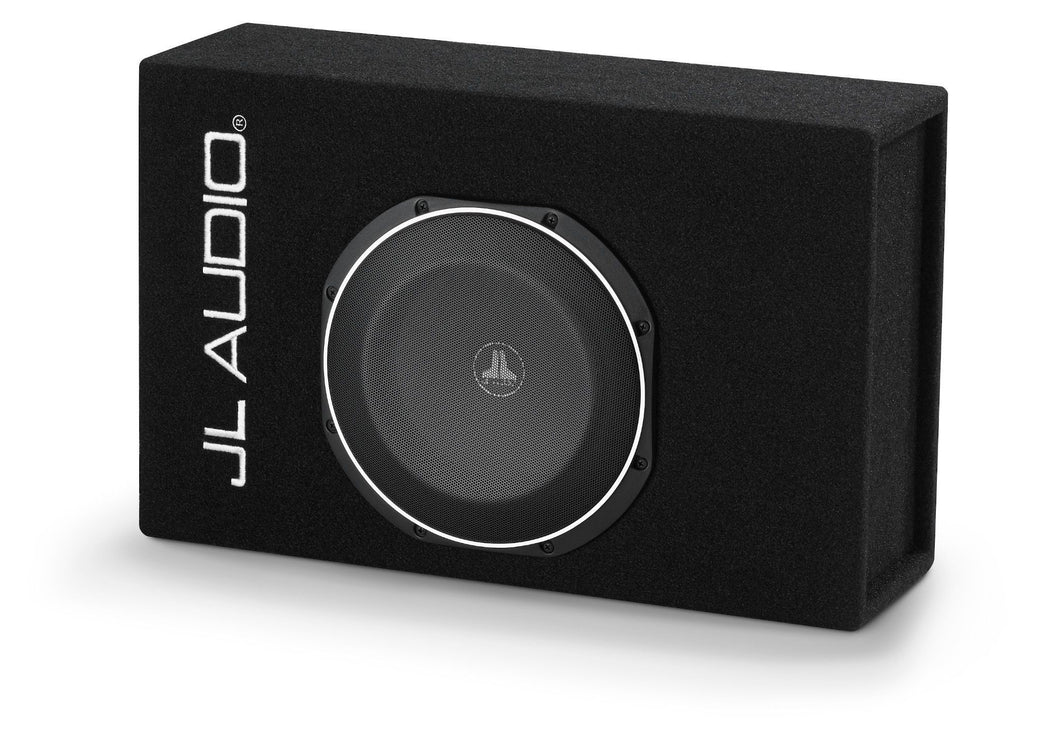 JL AUDIO CP110LG-TW1-2 Single 10TW1 MicroSub, Ported, 2 Ohms