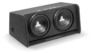 JL AUDIO CP212-W0v3 Dual 12W0v3 BassWedge, Ported, 2 Ohms