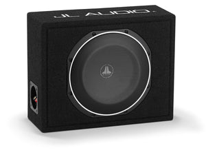 JL AUDIO CS110LG-TW1-2 Single 10TW1 PowerWedge, Sealed, 2 Ohms