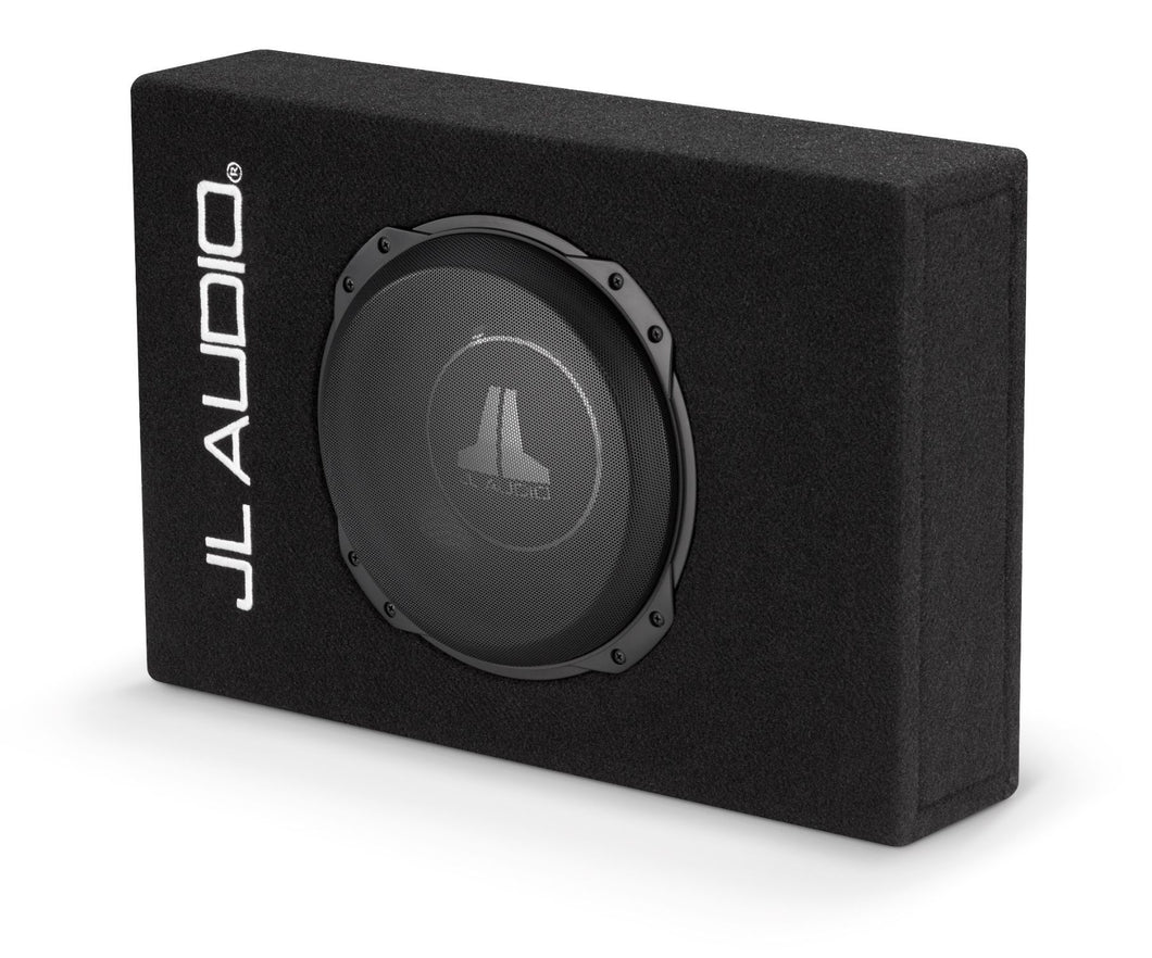 JL AUDIO CS110LG-TW3 Single 10TW3 PowerWedge, Sealed, 2 Ohms