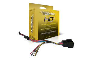 Maestro  PLUG & PLAY T-HARNESS FOR SELECT HARLEY DAVIDSON MOTORCYCLES