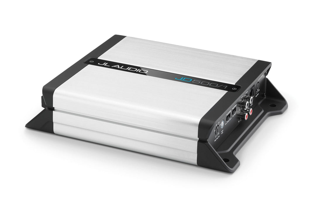 JL Audio JD500/1 Monoblock Class D Subwoofer Amplifier, 500 W