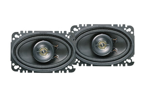 "KENWOOD KFC4675C 4X6"" SPORTS SERIES 2-WAY SPEAKERS"