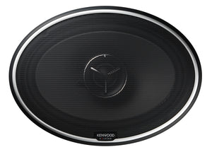 "KENWOOD eXcelon KFCX694 6X9"" OVAL 2-WAY SPEAKERS"