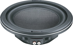 "KENWOOD eXcelon KFCXW1000F 10"" 4 OHM SVC X SERIES SHALLOW MOUNT SUB"