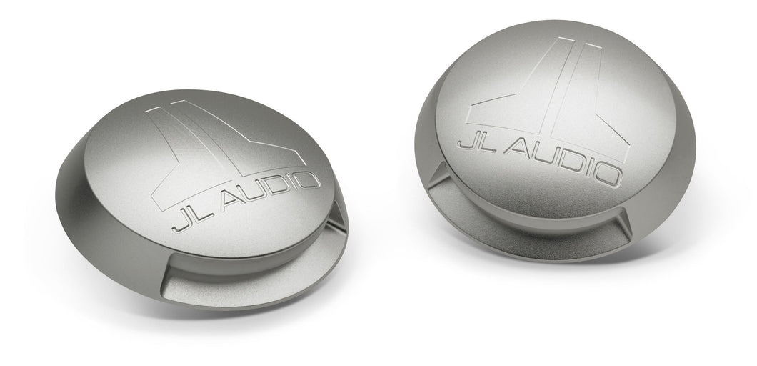 JL AUDIO Machined aluminum rear cover with LED down light 7.7-inch ETXv3 enclosed speaker systems