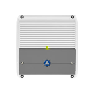 JL AUDIO M200/2 2 Ch. Class D Full-Range Marine Amplifier, 200 W