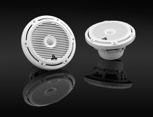 Load image into Gallery viewer, JL AUDIO M3 7.7-inch Marine Coaxial Speakers (70 W, 4 Ohms) - Gloss White Classic Grille