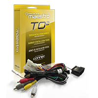 Maestro  PLUG & PLAY T-HARNESS FOR TO2 TOYOTA VEHICLES