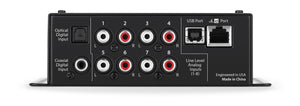 JL AUDIO TwK-88 System Tuning DSP controlled by TüN software, 8-ch. Analog & Digital Inputs / 8-ch. Analog Outputs